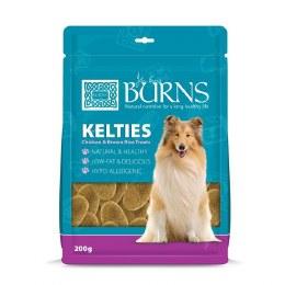 Burns Kelties Dog Treats 200g