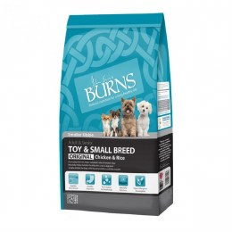 Burns Small Dog Chicken & Rice 2kg
