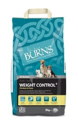 Burns Weight Control Chicken & Oats 2kg