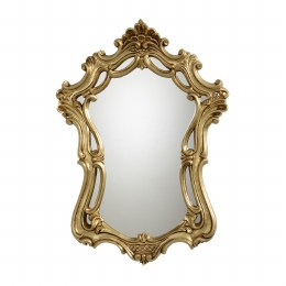 Christmas Ivory Gold  Frame With Mirror  54x39cm