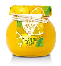 Cottage Delight Butter Lemon Curd 113g