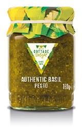 Cottage Delight Authentic Basil Pesto 180g