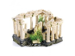 Aquarium Ornament Classic Roman Square Columns