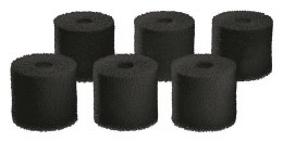 Carbon Prefilter Foam Set 6 BioMaster