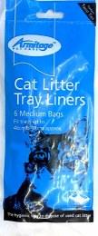 Cat Litter Tray Liners Medium