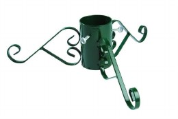 Christmas Tree Stand - Green  Sparkle 5 inch