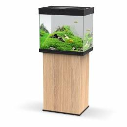 Ciano Emotions Pro 60 Black Aquarium With Amber Trim Cabinet