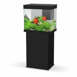 Ciano Emotions Pro 60 Black Aquarium With Black Trim Cabinet