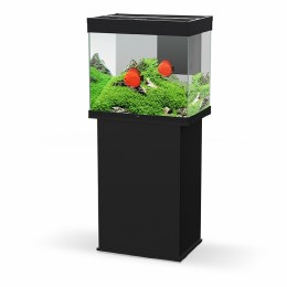 Ciano Emotions Pro 60 Black Aquarium With Black Trim Cabinet