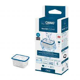 Ciano Water Clear Cartridge Medium - Suitable For Ciano CF80 Filter