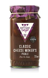 Cottage Delight Classic Cheese Maker's Pickle 335g