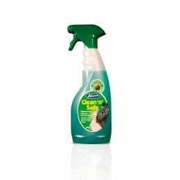Johnson Clean N Safe Disinfectant For Small Animals 500ml