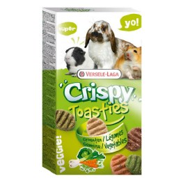 Versele - Laga Crispy Toasties Vegetables for Small Mammals 150g
