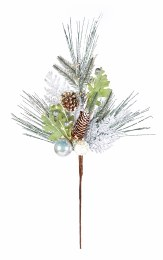 Christmas Winter Forest Pick 60cm