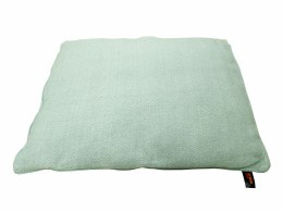 Dobby Chevron Duvet - Green & Grey