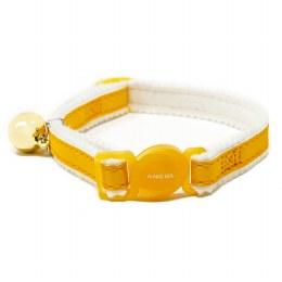 Safe Reflex Cat Collar Yellow