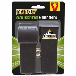 Deadfast Catch and Release Mouse Traps