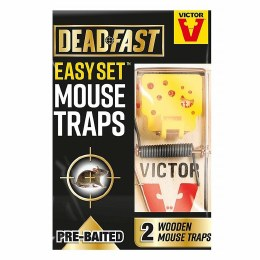 Deadfast East Set Mouse (Twin Pack)