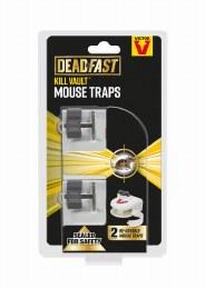 Deadfast Kill Vault Mouse Traps
