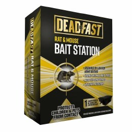 Deadfast Rat and Mouse Bait Station