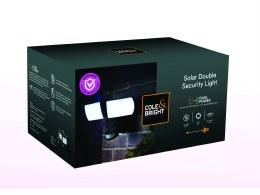 Solar Double Security Light