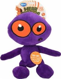 HearDoggy Plush Martian Dog Toy