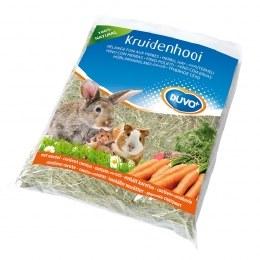 Small Animal Herbal Hay Carrot 500g