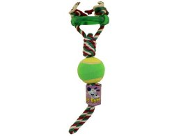 Cheeko Big Tug 50cm With Ball & Chew Ring
