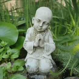 Monk Praying 24cm