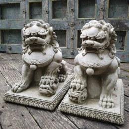 Foo Dogs Pair EF25  31cm