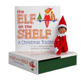 The Elf On The Shelf - Boy - A Christmas Tradition