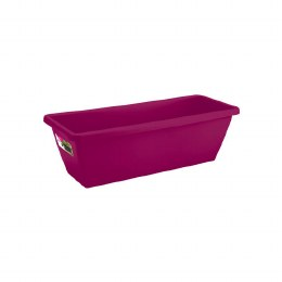 Elho Barcelona Trough 50cm Cherry