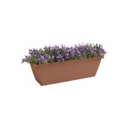 Elho Barcelona Trough 90cm Terracotta Colour