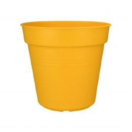 Elho Green Basics Growpot 30cm Intense Yellow