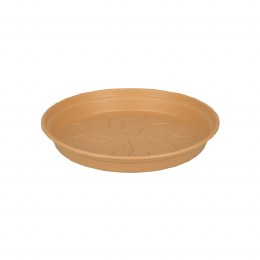 Elho Green Basics Saucer 10cm Mild Terracotta Colour