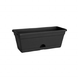 Elho Green Basics Trough Mini 30cm Living Black