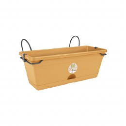 Elho Green Basics Trough Mini 30cm Mild Terracotta Colour
