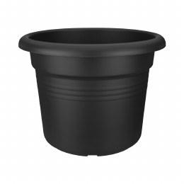 Elho Green Basics Cilinder 80cm Plastic Pot Living Black