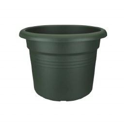 Elho green Basics Cilinder 35cm Leaf Green