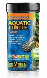 Exo Terra Aquatic Adult Turtle Floating Pellets 85g