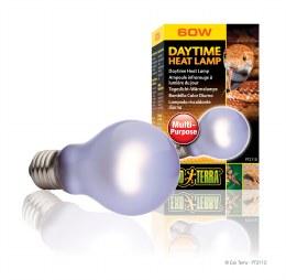 Exo Terra Sun Glo Daytime Heat Lamp Reptile Bulb 60w