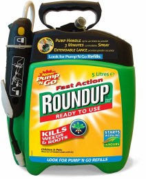 Fast Actroundup Weedkiller 5 Litre
