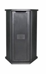Fish R Fun Hexagonal Cabinet Black - Suitable for Hexagonal 68Ltr Aquarium