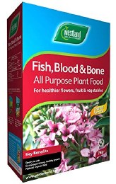 Fish Blood & Bone Fertilizer 1.5kg