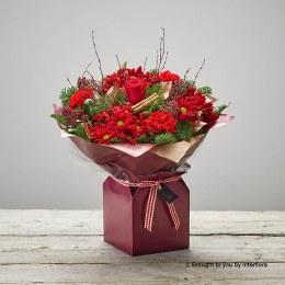 Flaming Reds Gift Box