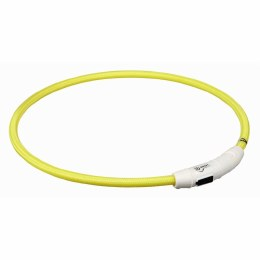 Flashlight Ring USB Medium-Large Yellow