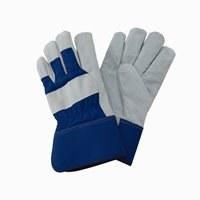 Fleece Lined Rigger Gloves Men's Large