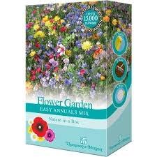 Flower Garden Easy Annuals Mix