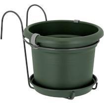 Elho Green Basics Balcony Potholder All in 1 Green