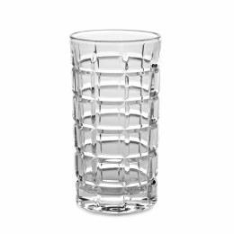 Christmas Highball Glass Clear 13,5cm